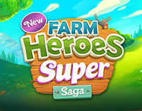 Farm Heroes Super Saga Cropsies