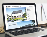 NS Projekt - Web Design