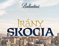 Ballantines - Irány Skócia