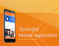 Tashrifat Mobile Application