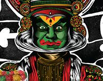 Kathakali - Silence Against Violence