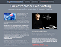 EVENT: Vortrag Dr. Ludwig V. Geiger