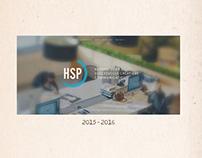 Stageverslag - Stage bij HSP