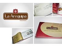 """Manual Corporativo """"La Arequipa"""""""