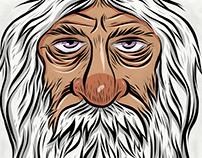 Old Man Doodle