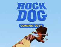 Rock Dog EPK Site