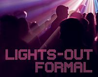 Lights-Out Formal Dance