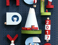 Project Happy Holidays - RMHLI Poster