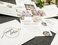 Mandala Café & Yoga | Markenentwicklung