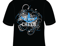 Hull Cheer | T-shirts & Branding
