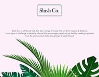 Slush Co- Branding & Web Design