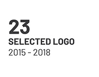 23 Selected Logo 2015/18
