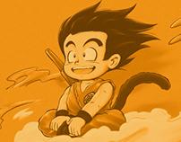 Goku Kid - Dragon Ball