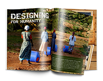 Altruism magazine