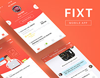 FIXT – Car service app