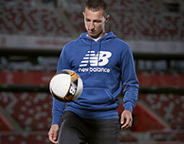 Kamil Wilczek, Football Player, Poland, New Balance