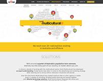 Komli Media Website