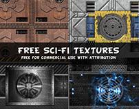 Free Sci-Fi Textures