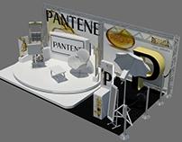 STAND TACONERAS 2015 / PANTENE