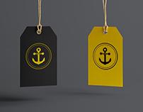 Anchor Logo for clothing range
