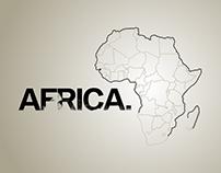 BMW. Market presentation for Afrika.