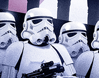 Star Wars Propaganda - Poster Illustrations