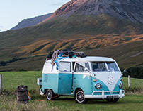 SCOTLAND - ROAD TRIP | 2017