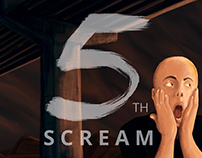 5th Scream | Desolation of the Fjord #MunchContest
