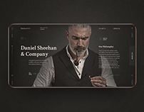 Sheehan & Company, concept design