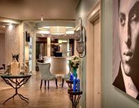 Interior Design SOTY Award Winning : Salon 416 -McGwire