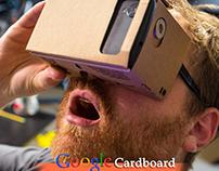 Google Cardboard Campaign