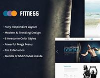 SJ Fitness - Responsive Joomla Template for Yoga Center