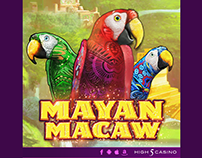 """Mayan Macaw"" - High 5 Games"