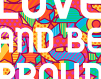 Love proud #TypeWithPride