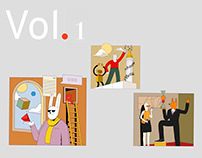 Illustrations Vol.1