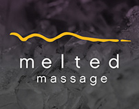 Melted Massage Branding