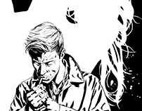Constantine inks and color.