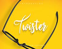 Twister Script [Free Font]