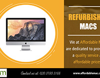 Refurbished Macs| 02037803188 | affordablemac.co.uk