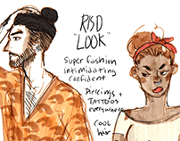 The RISD Look
