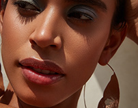 SHADOW PLAY | BEAUTY EDITORIAL | SKIN