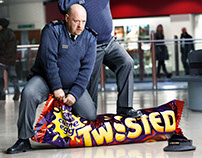 Cadbury's Twisted
