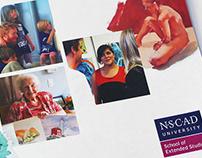 NSCAD Extended Studies Brochure