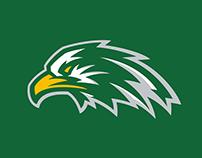 Aoyama Gakuin University Men's Lacrosse Team Logo