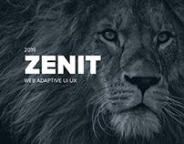 FC Zenit St. Petersburg Internal system