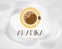 Arabika Coffee brand logo