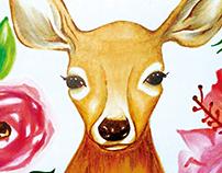 Deer,Our Dear