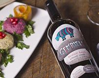 Gemrieli wine