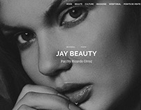 Jay Beauty - for KODD Magazine Paris