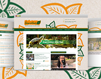 WebSite Amigos do Verde